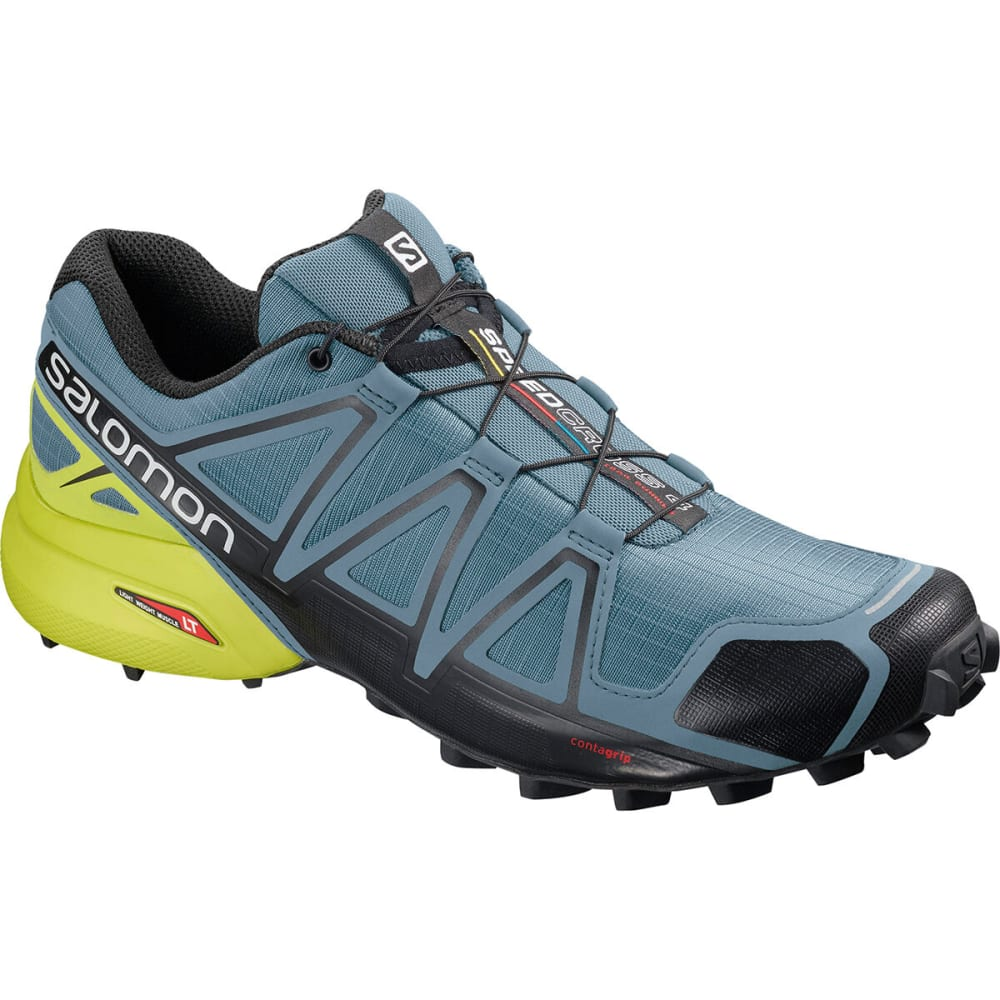 c5ec2e4e9bfd SALOMON Speedcross 4 Trail Running Shoes - Eastern Mountain Sports
