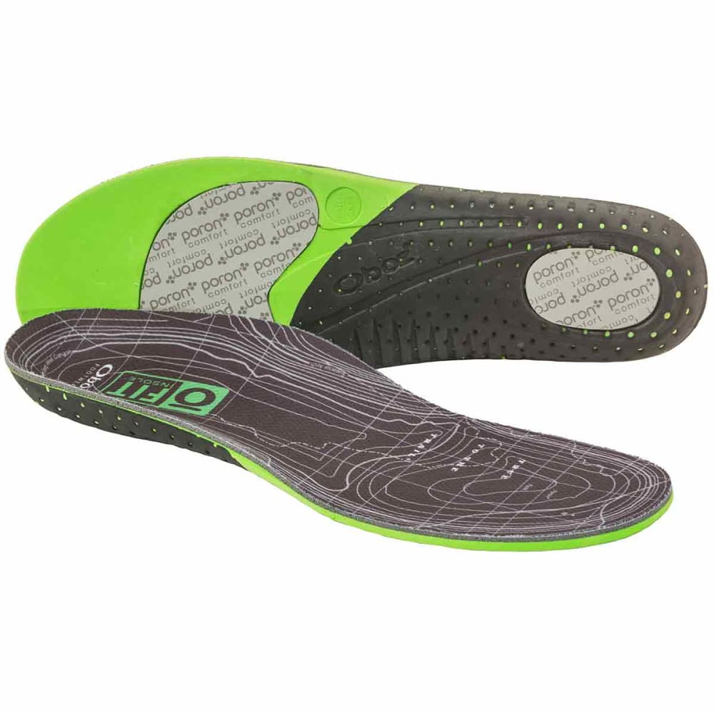 OBOZ O FIT Insole Plus Medium Arch S