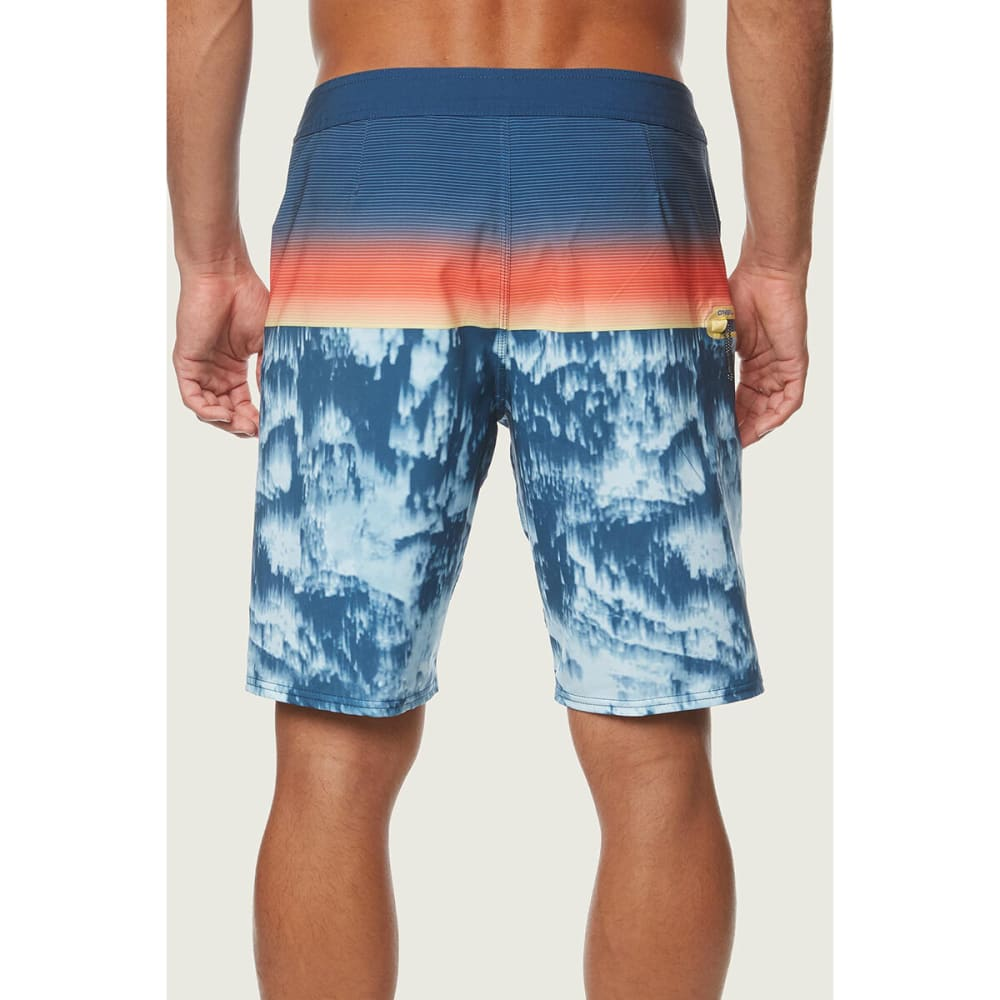 O'NEILL Young Men's Hyperfreak Boardshort - NAVY