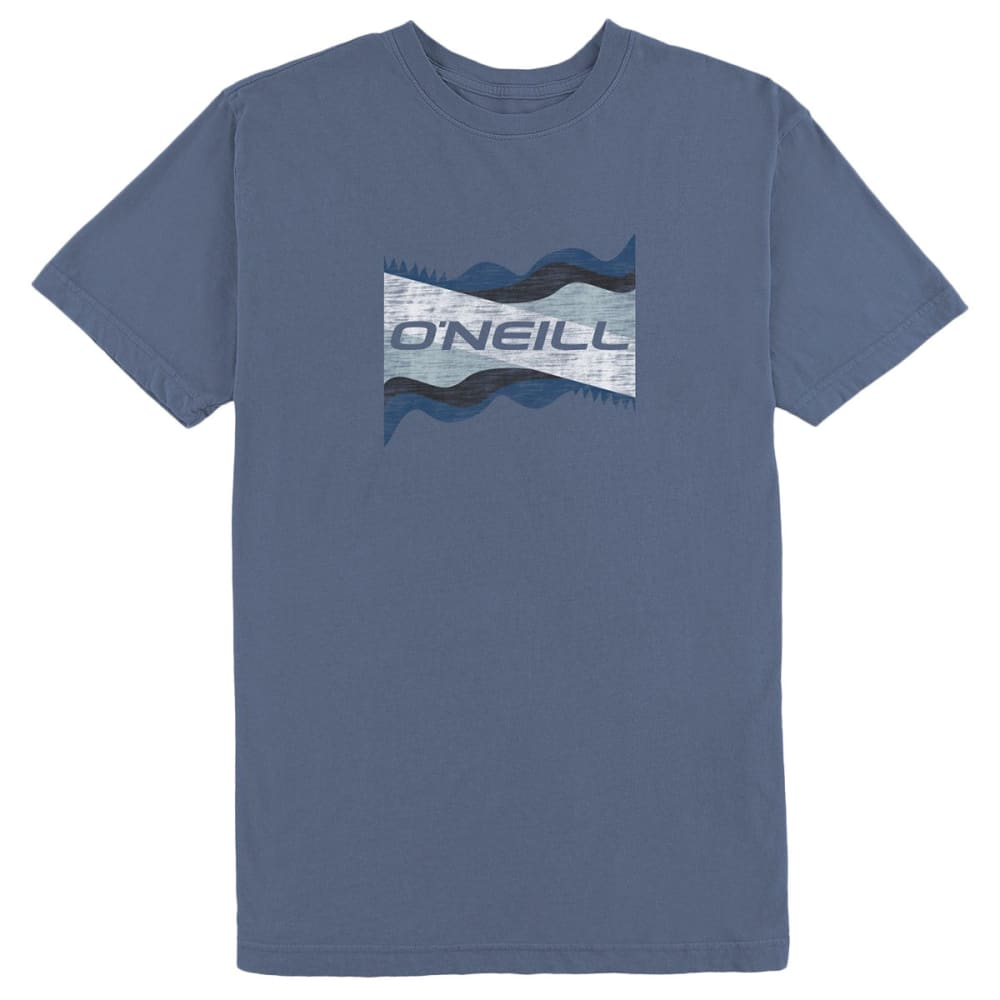 O'NEILL Men's Liquid Dream  Short-Sleeve Tee - BLUE BLU2