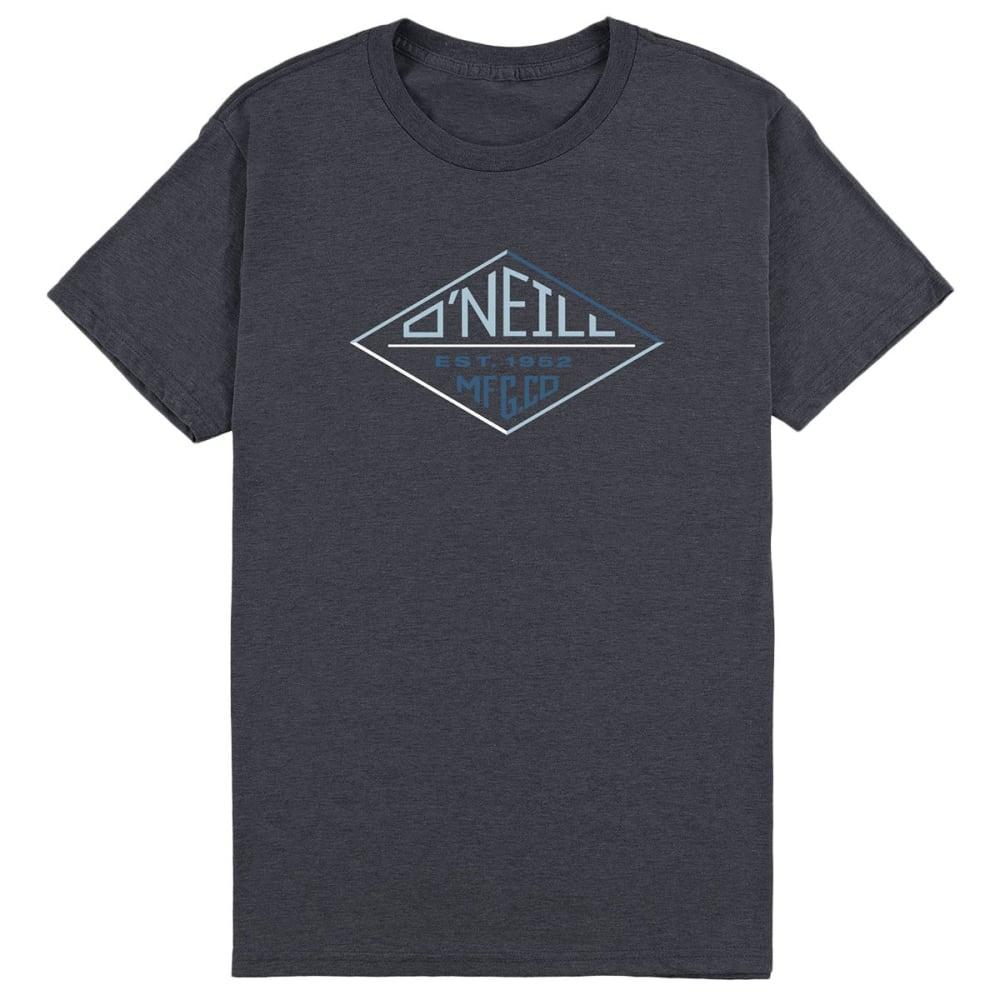 O'NEILL Men's Shell Graphic Tee - NAVY HEATHER