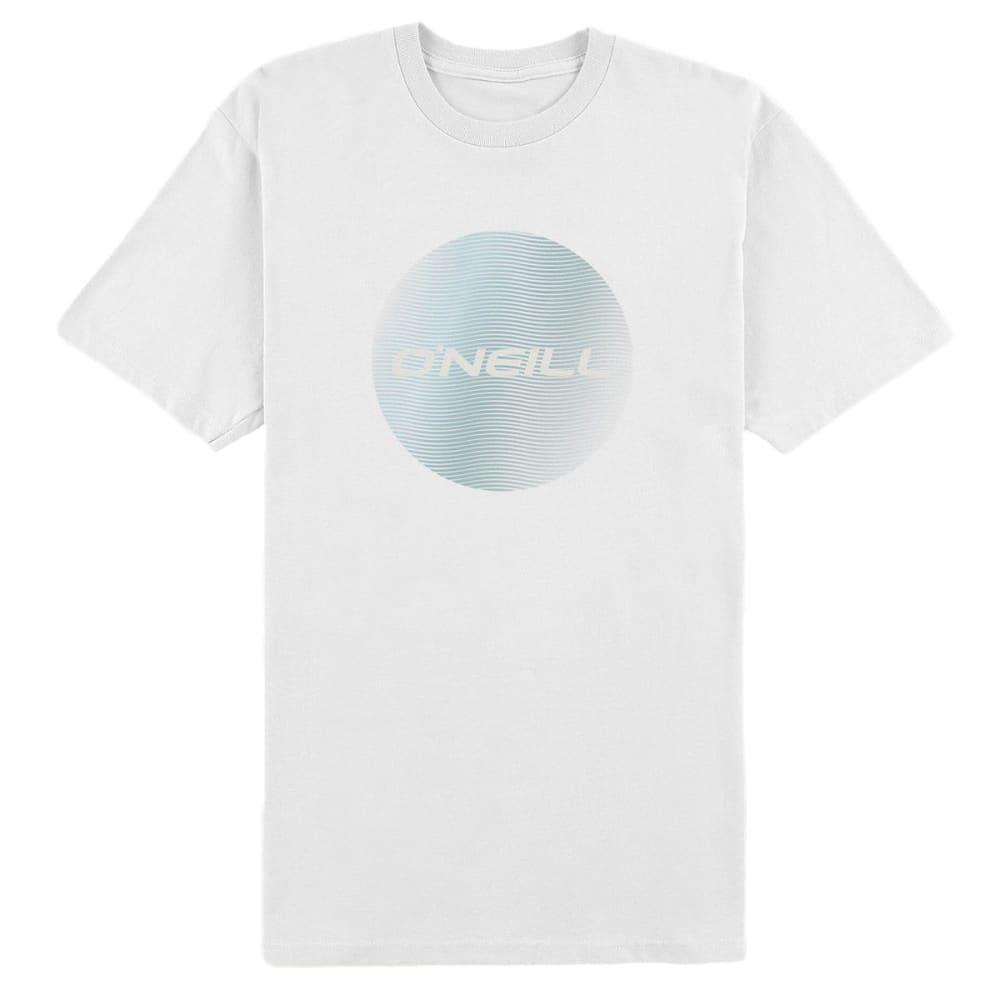 O'NEILL Men's Squiggy Tee - WHITE