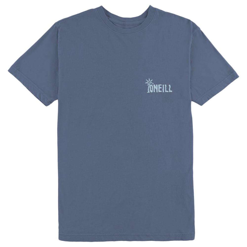 O'NEILL Men's Tombstone Short-Sleeve Tee - BLUE BLU2