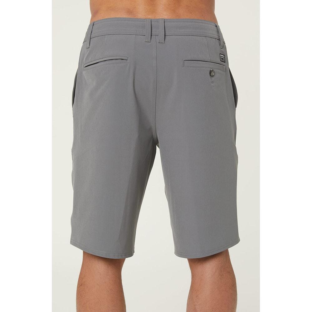 O'NEILL Men's Loaded Reserve Hybrid Shorts - GREY