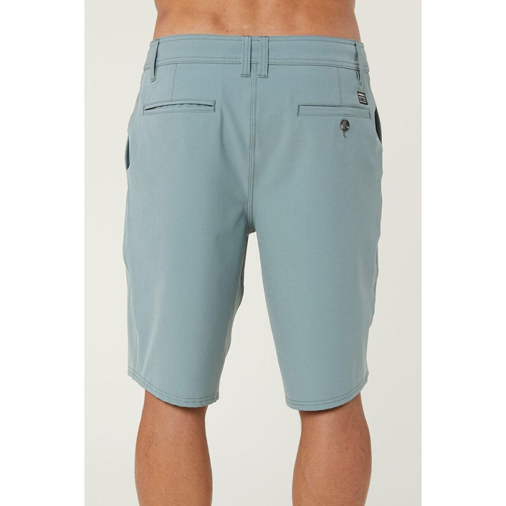 O'NEILL Men's Loaded Reserve Hybrid Shorts - BLUE LAGOON