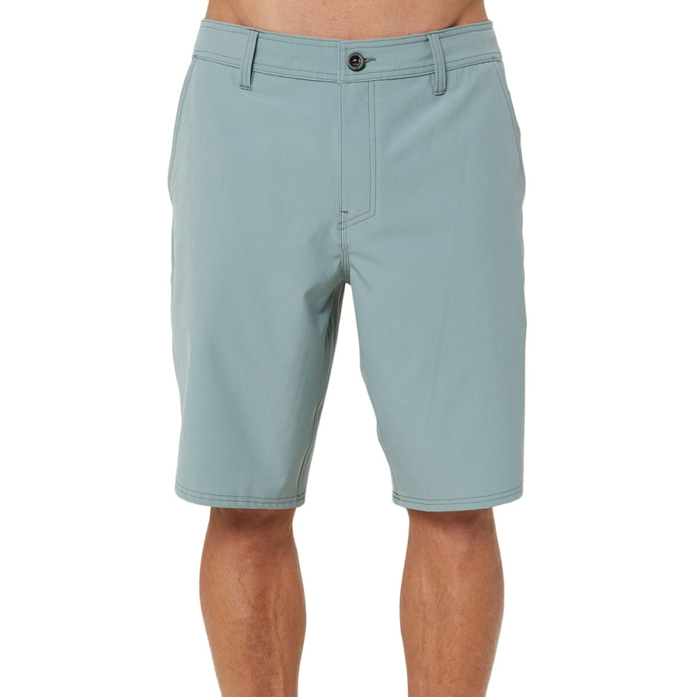 O'NEILL Men's Loaded Reserve Hybrid Shorts - BLUE LAGOON