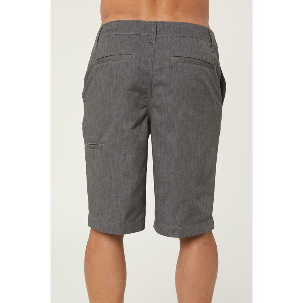 O'NEILL Men's Redwood Hybrid Short - ASH