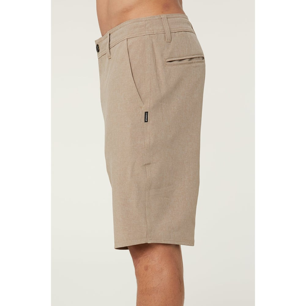 f63f821b46cc0 O'NEILL Men's Reserve Heather Hybrid Shorts - Eastern Mountain Sports