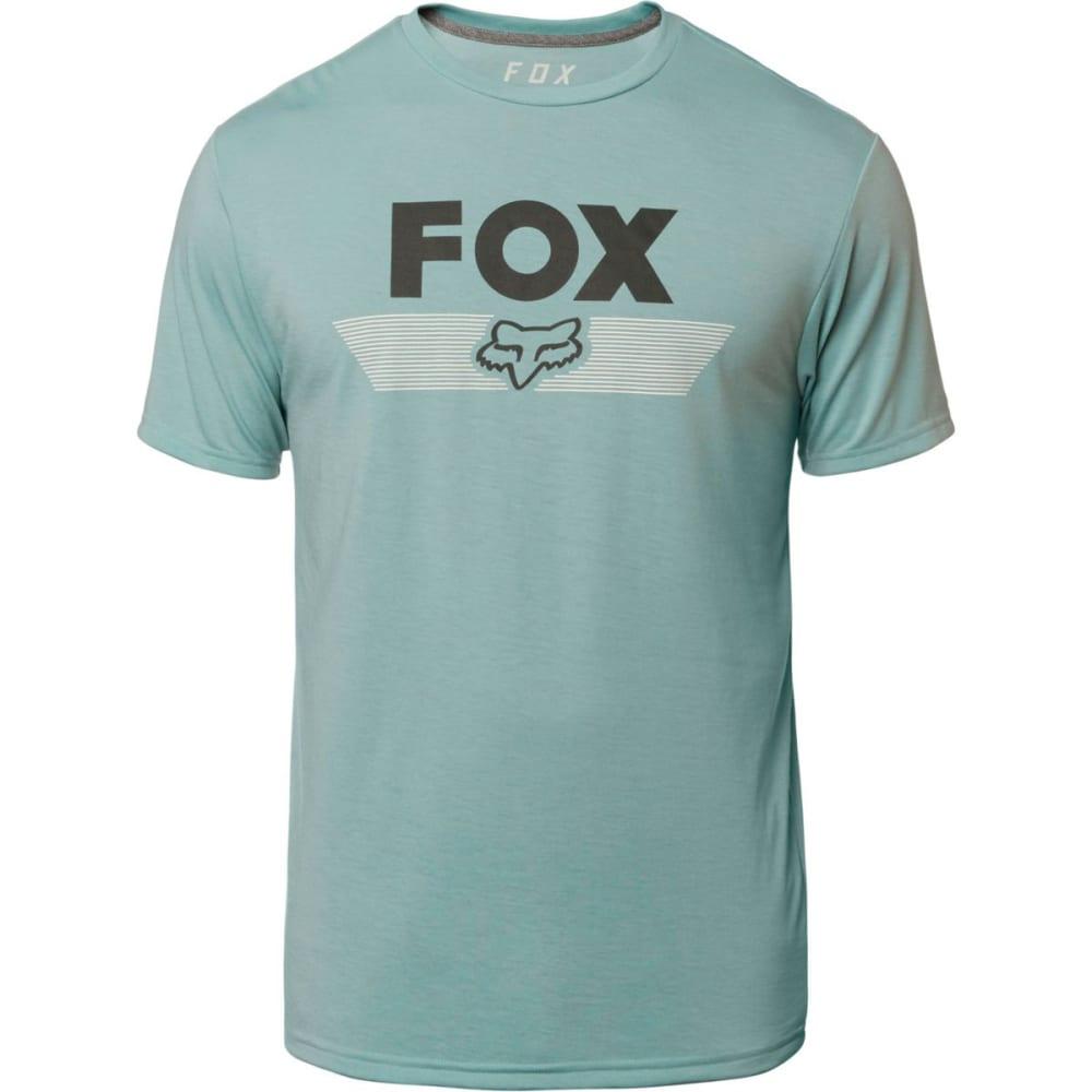 FOX Men's Aviator Short-Sleeve Tech Tee - 332-CITADEL