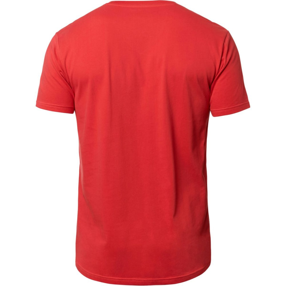FOX Men's Chapped Airline Short Sleeve Tee - 346-RIO RED