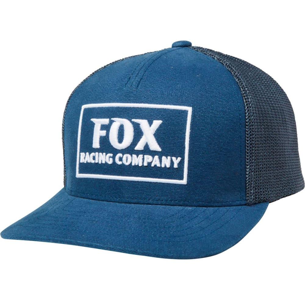 FOX Men's Heater Snapback Hat - NAVY