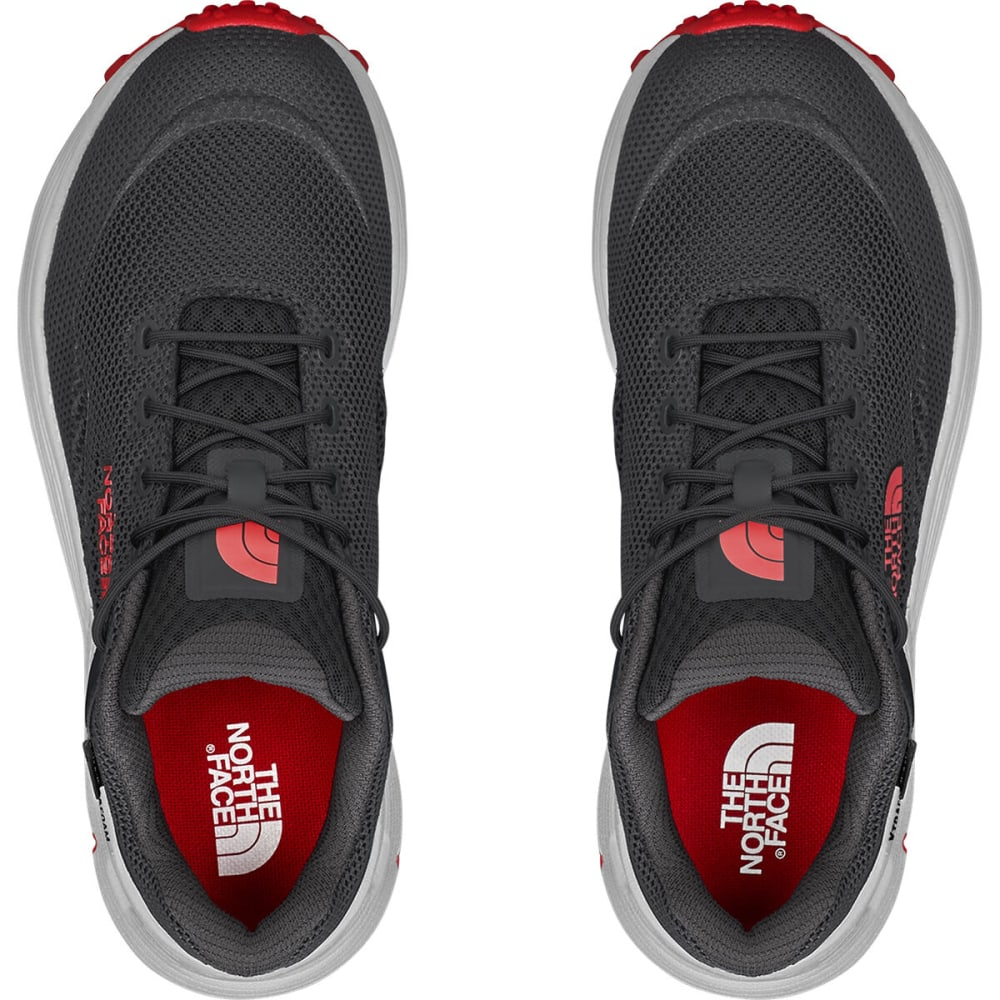 THE NORTH FACE Women's Safien GTX Hiking Shoes - EBONY GRY/TIN GRY-C4