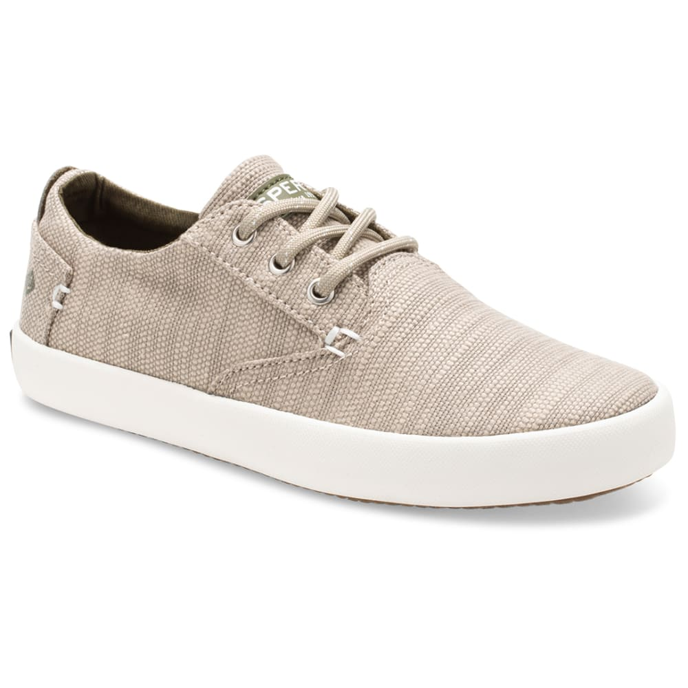 SPERRY Boys' Bodie Canvas Shoes - TAN