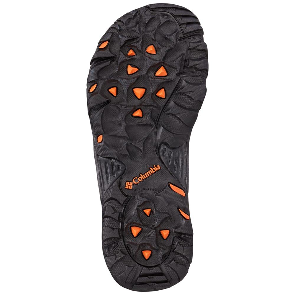 COLUMBIA Men's Santiam 2 Strap Sandal - MUD/HEATWAVE-255