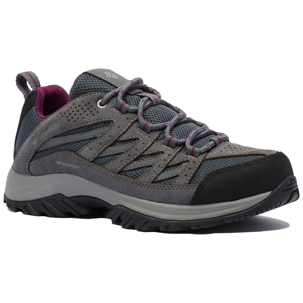 COLUMBIA Women's Crestwood Waterproof Hiker 7