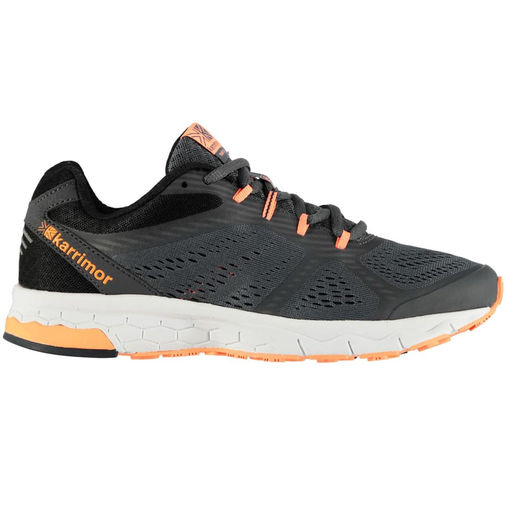 KARRIMOR Women's Tempo 5 Running Shoes - GREY/CORAL