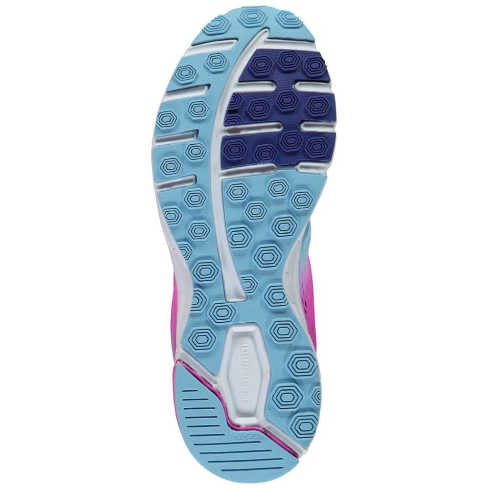 KARRIMOR Women's Tempo 5 Running Shoes - BLUE/PINK