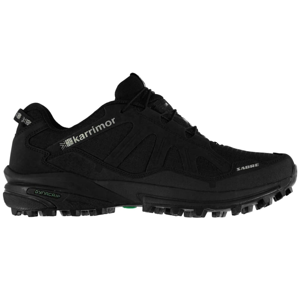 183985963302 KARRIMOR Men's Sabre Trail Running Shoes - Eastern Mountain Sports