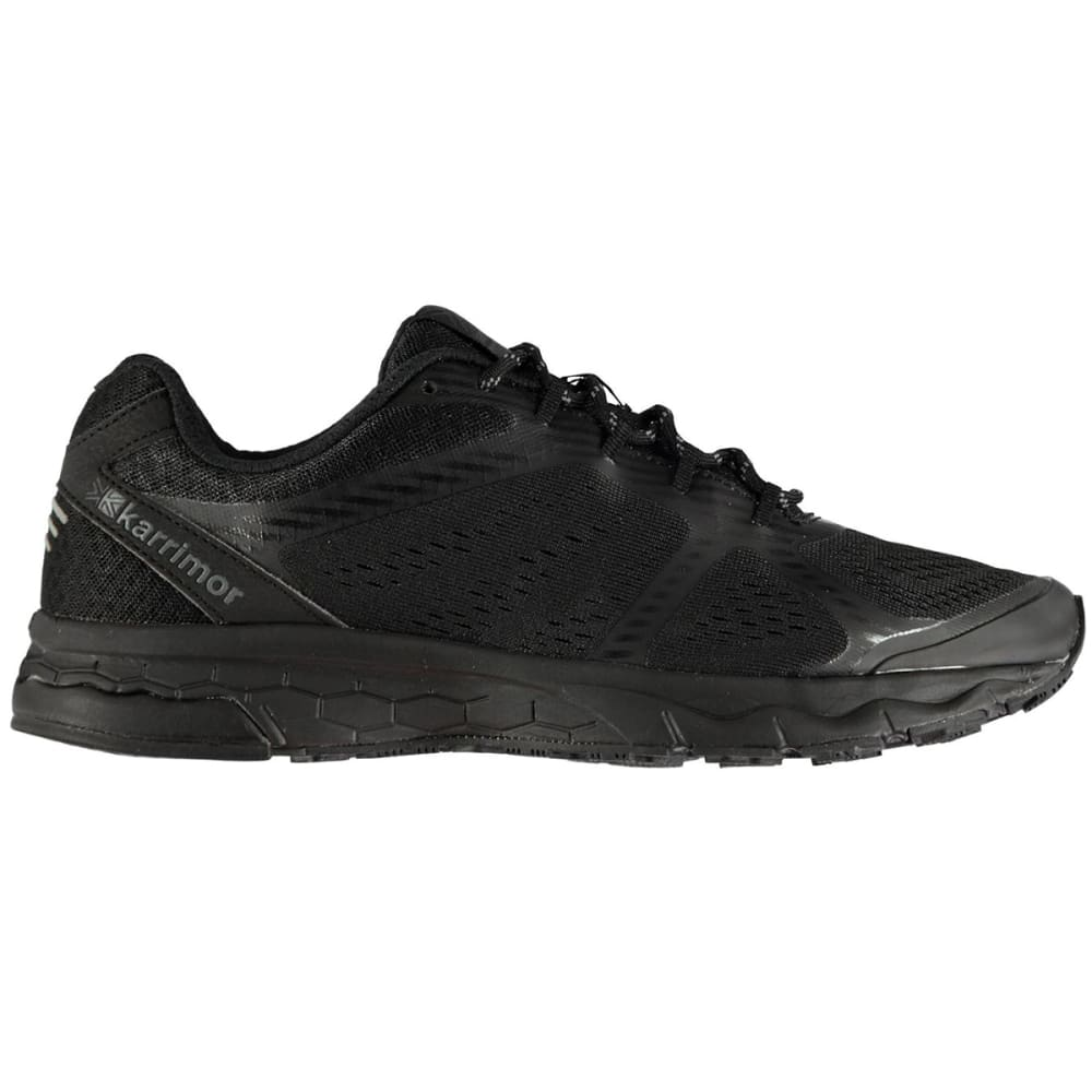 KARRIMOR Men's Tempo 5 Running Shoes - BLACK