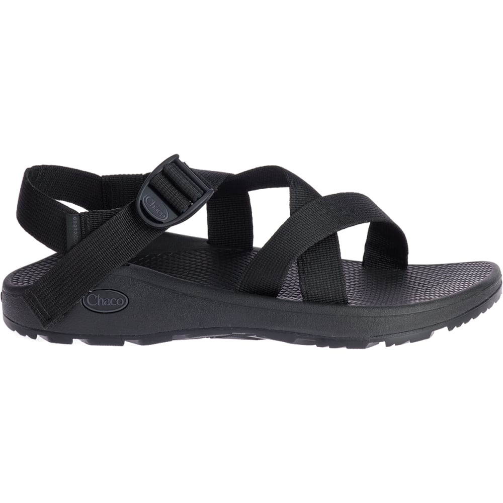 CHACO Men's Z Cloud Sandal - BLACK