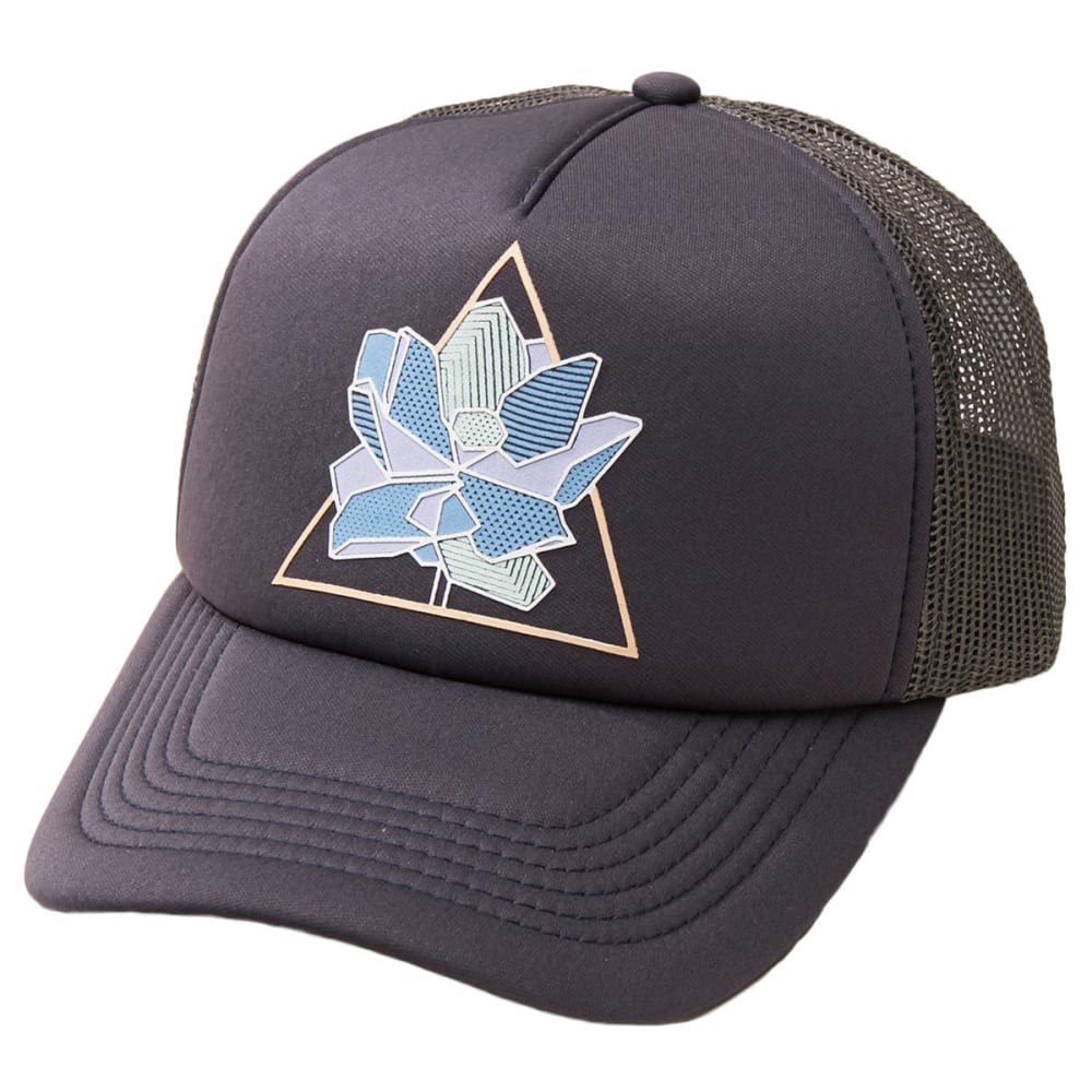 O'NEILL Juniors' Oasis Trucker Hat - GREY