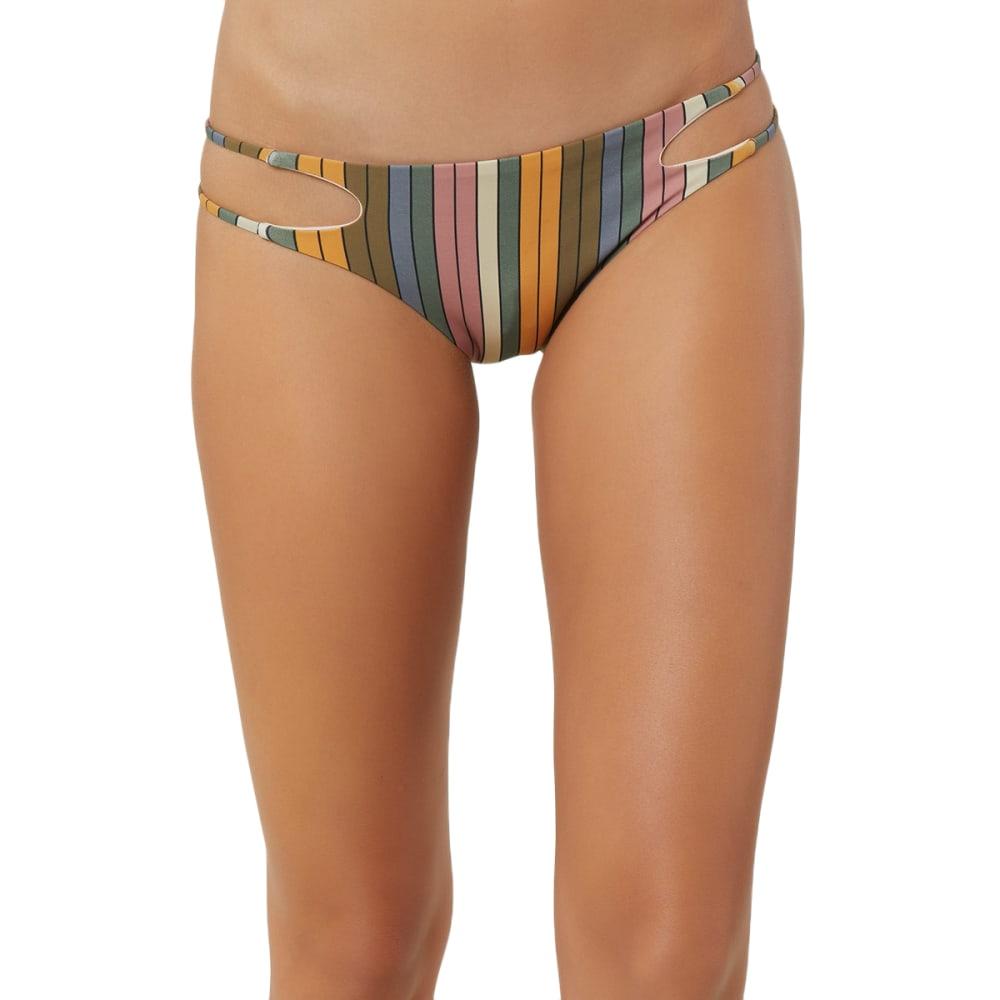 O'NEILL Juniors' Lora Trip Bikini Bottom XS