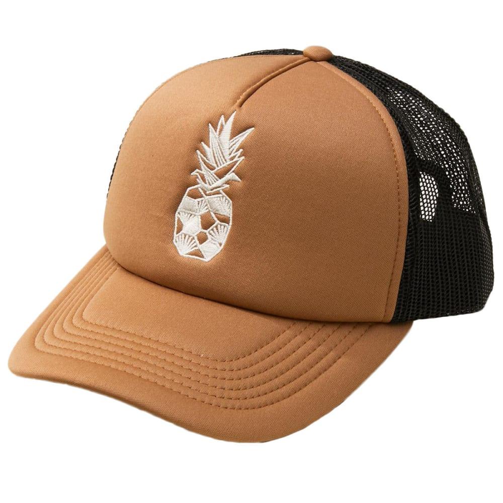 O'NEILL Women's Sweet Heat Trucker Hat - GOLD