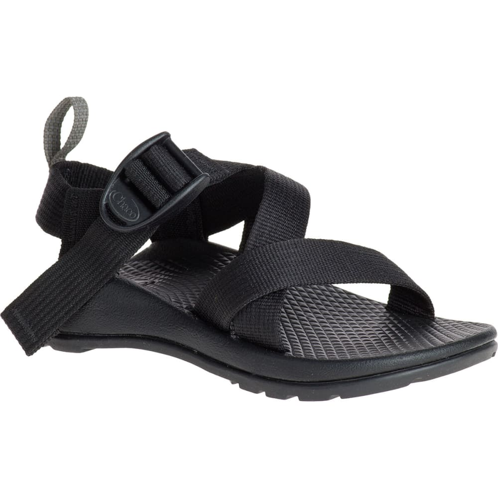 CHACO Boys' Z/1 Sandals - BLACK