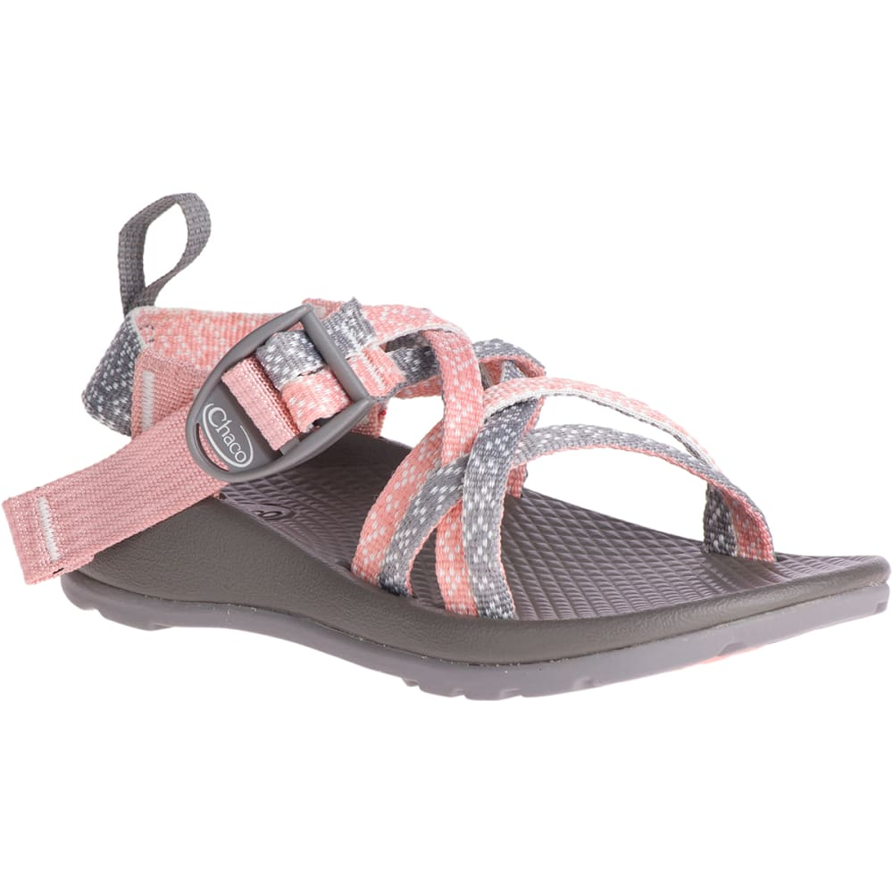 CHACO Girls' ZX/1 ECOTREAD™ Sandals - BURLAP HTR