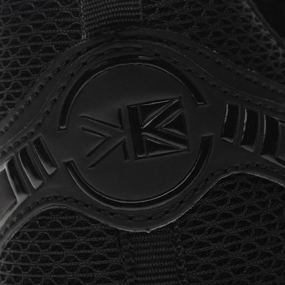 KARRIMOR Men's Caracal Trail Running Shoes - BLACK/BLACK