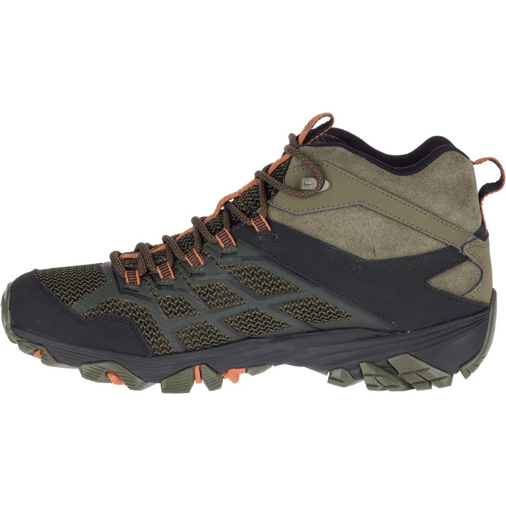 aee5150453c91 MERRELL Men's Moab FST 2 Mid Waterproof Hiking Boots