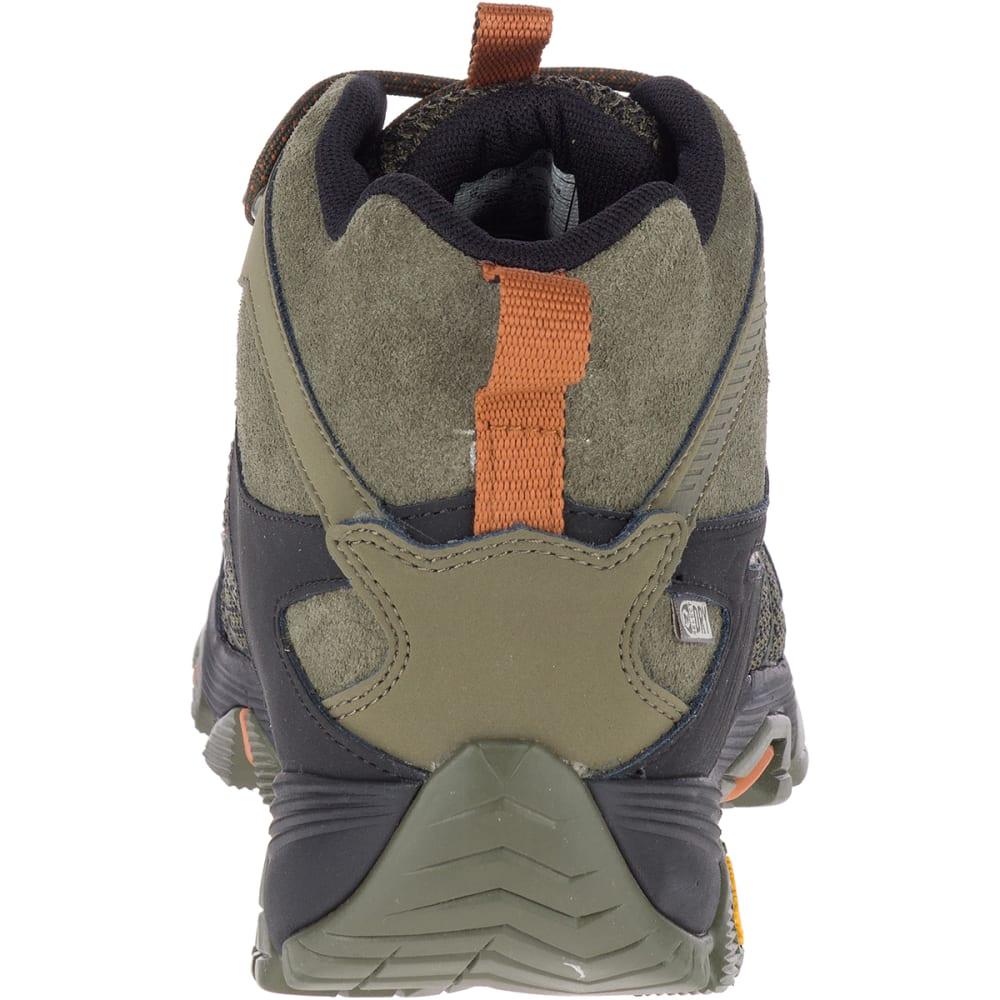 3b19b1344c3 MERRELL Men's Moab FST 2 Mid Waterproof Hiking Boots