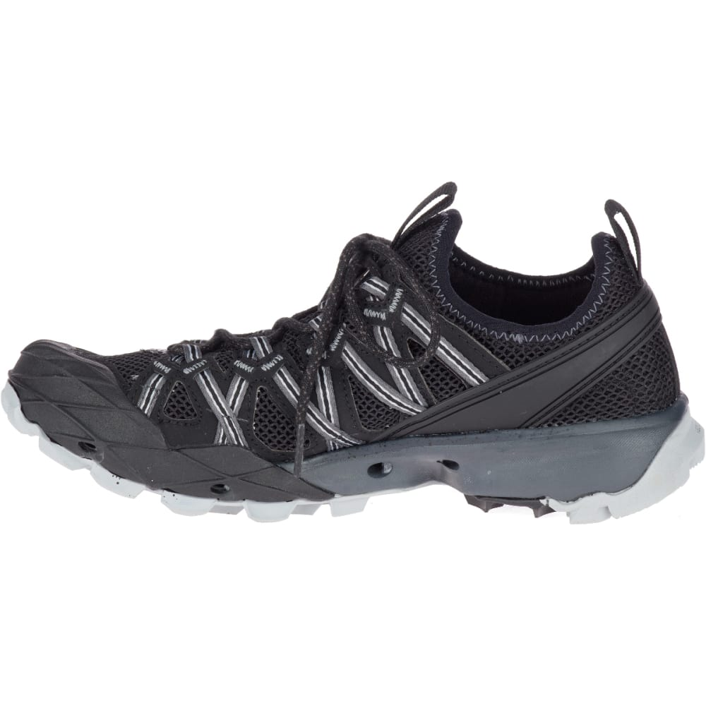 MERRELL Women's Choprock Hydro Hiking Shoe - BLACK-J84768