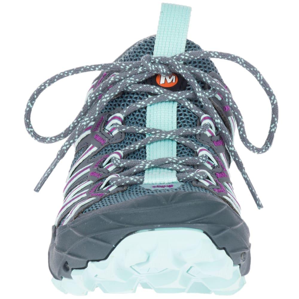 MERRELL Women's Choprock Hydro Hiking Shoe - BLUE SMOKE J49084