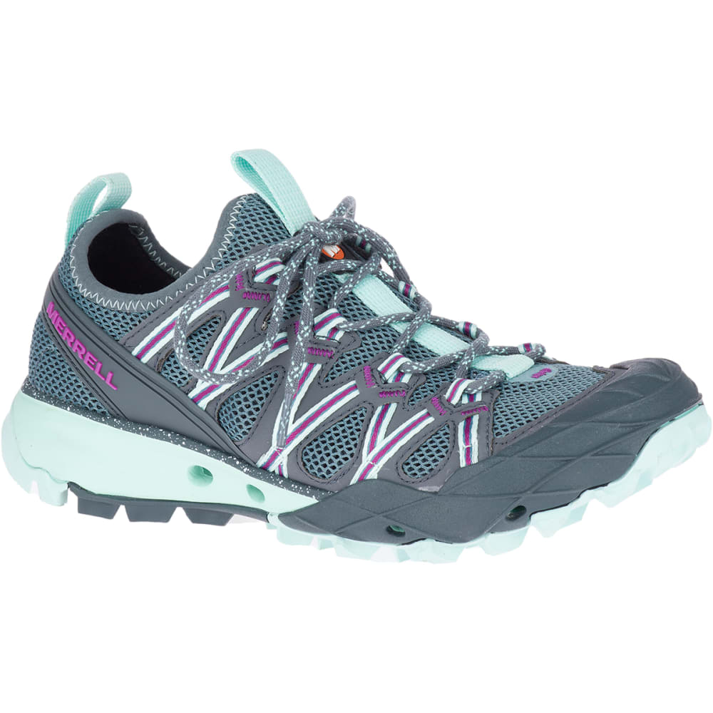 MERRELL Women's Choprock Hydro Hiking Shoe 6