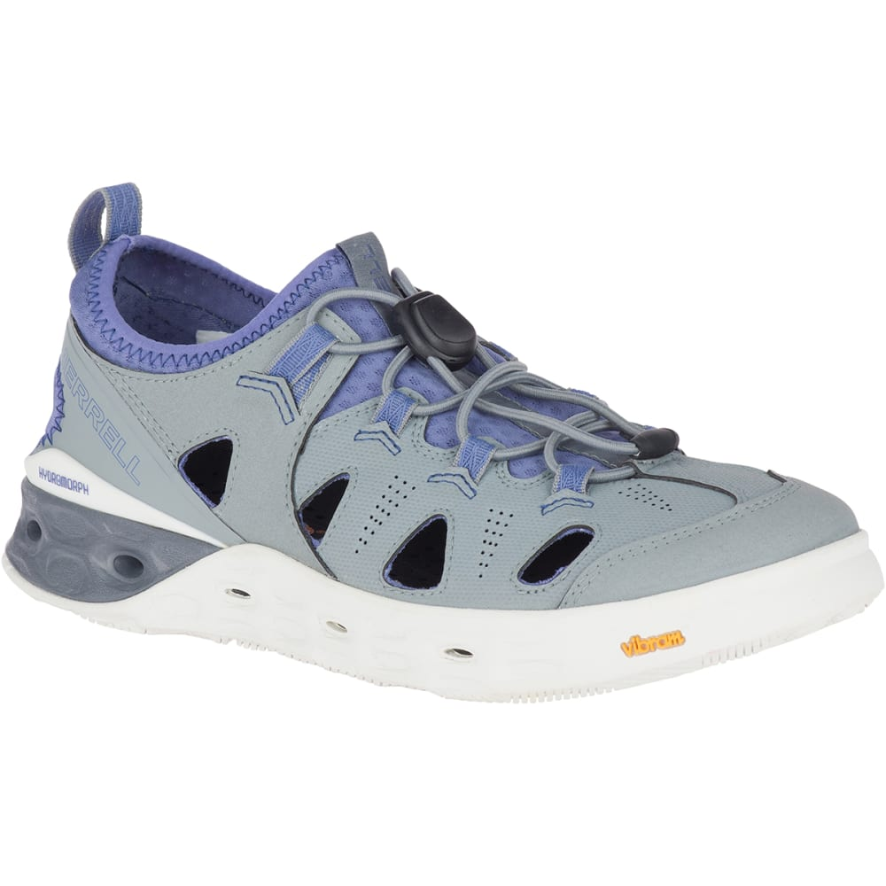 MERRELL Women's Tideriser Sieve Shoes - MONUMENT