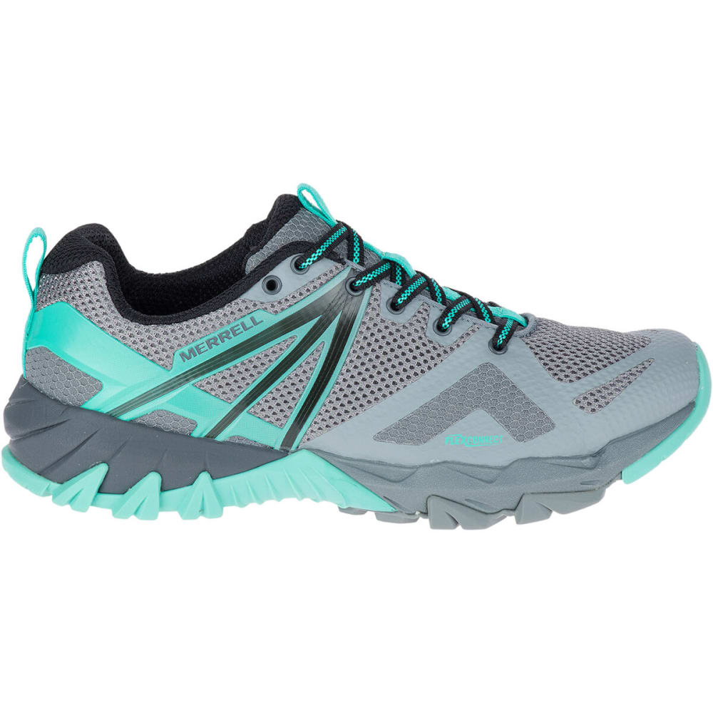 MERRELL Women's MQM Flex Hybrid Shoes - MONUMENT