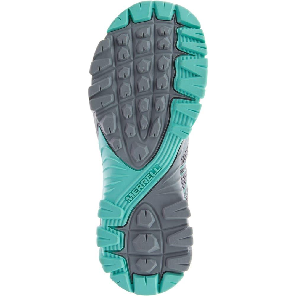 MERRELL Women's MQM Flex Hybrid Shoes - MONUMENT