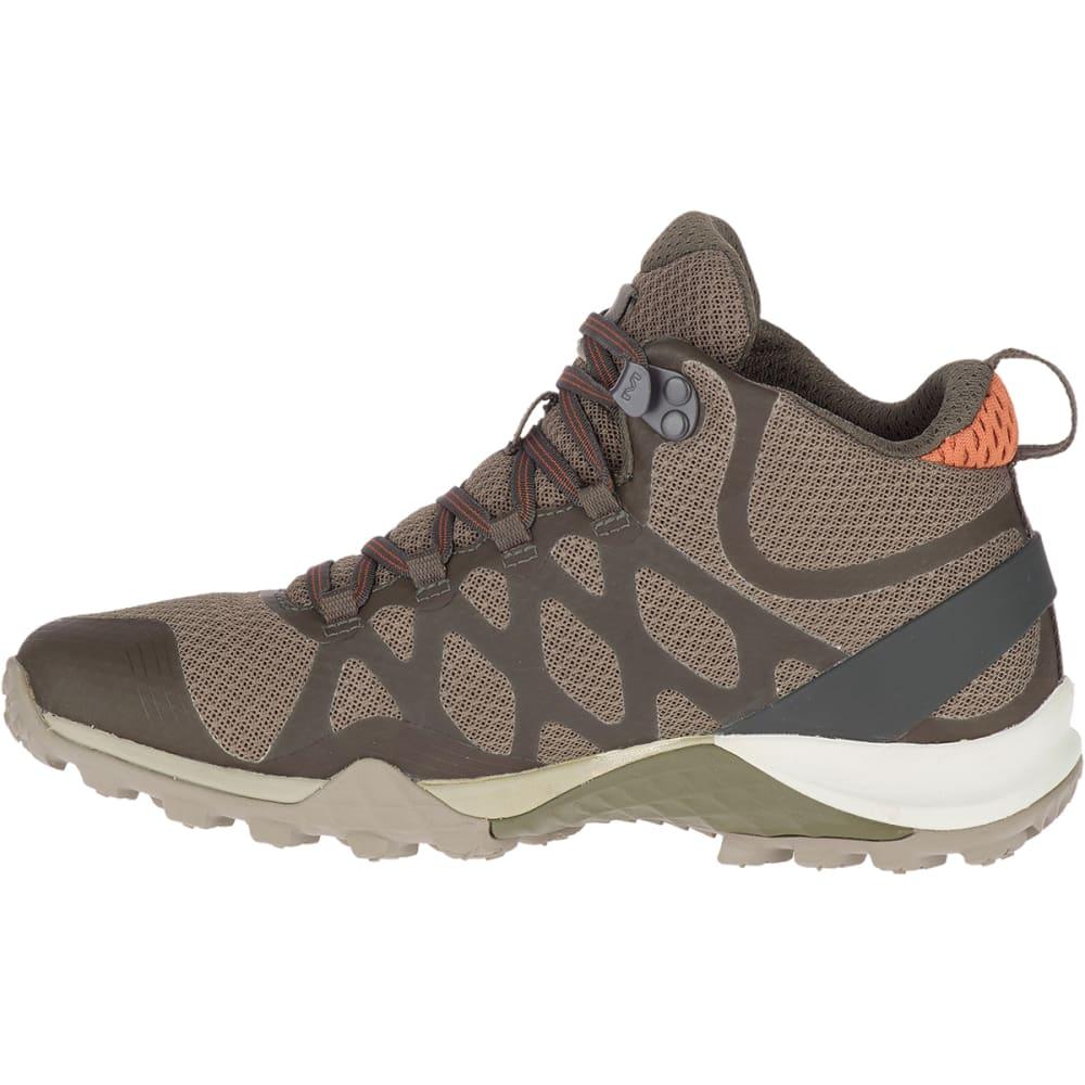 f547a9d5417 MERRELL Women's Siren 3 Mid Waterproof Hiking Shoes