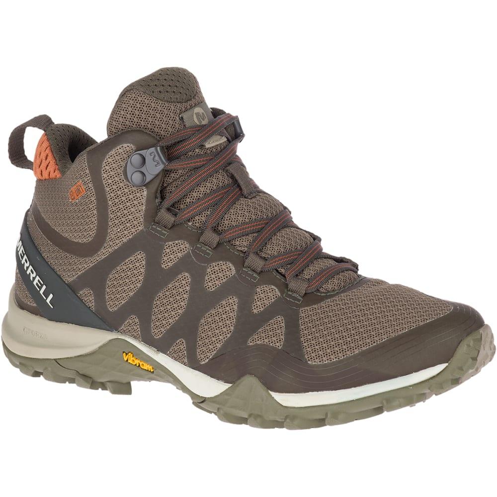 MERRELL Women's Siren 3 Mid Waterproof Hiking Shoes 6