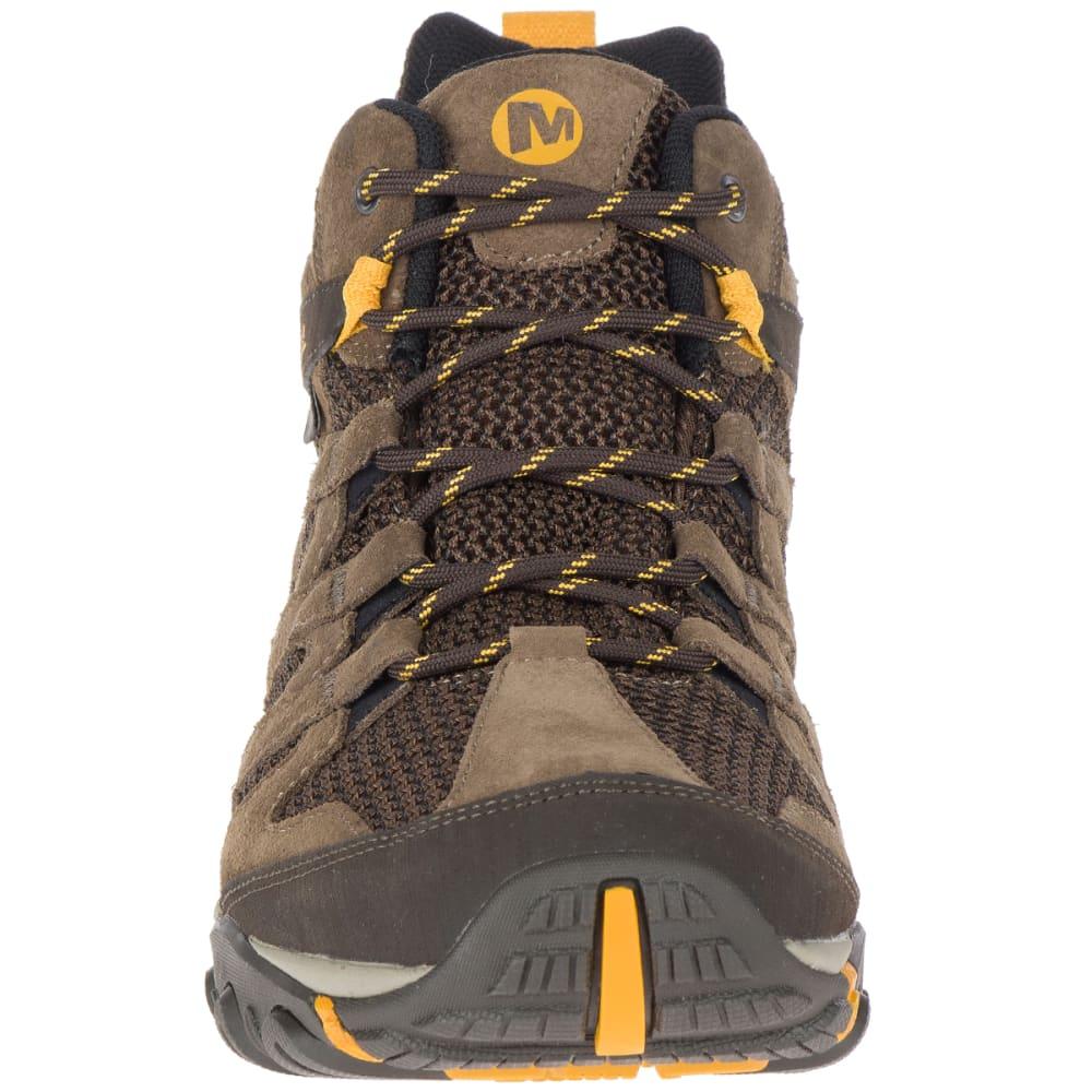 d67dd88b3a MERRELL Men's Alverstone Mid Waterproof Hiking Boot