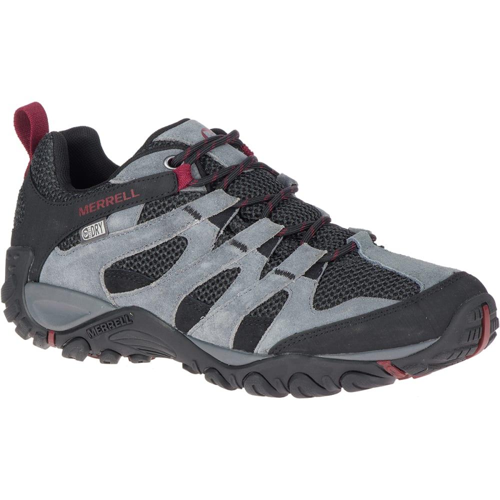 MERRELL Men's Alverstone Waterproof Low Hiking Boot 10