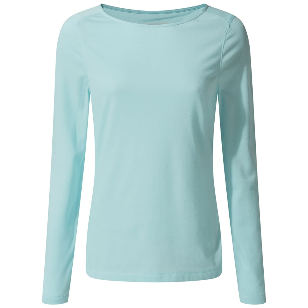 CRAGHOPPERS Women's Insect Shield Erin II Long-Sleeved Top 10