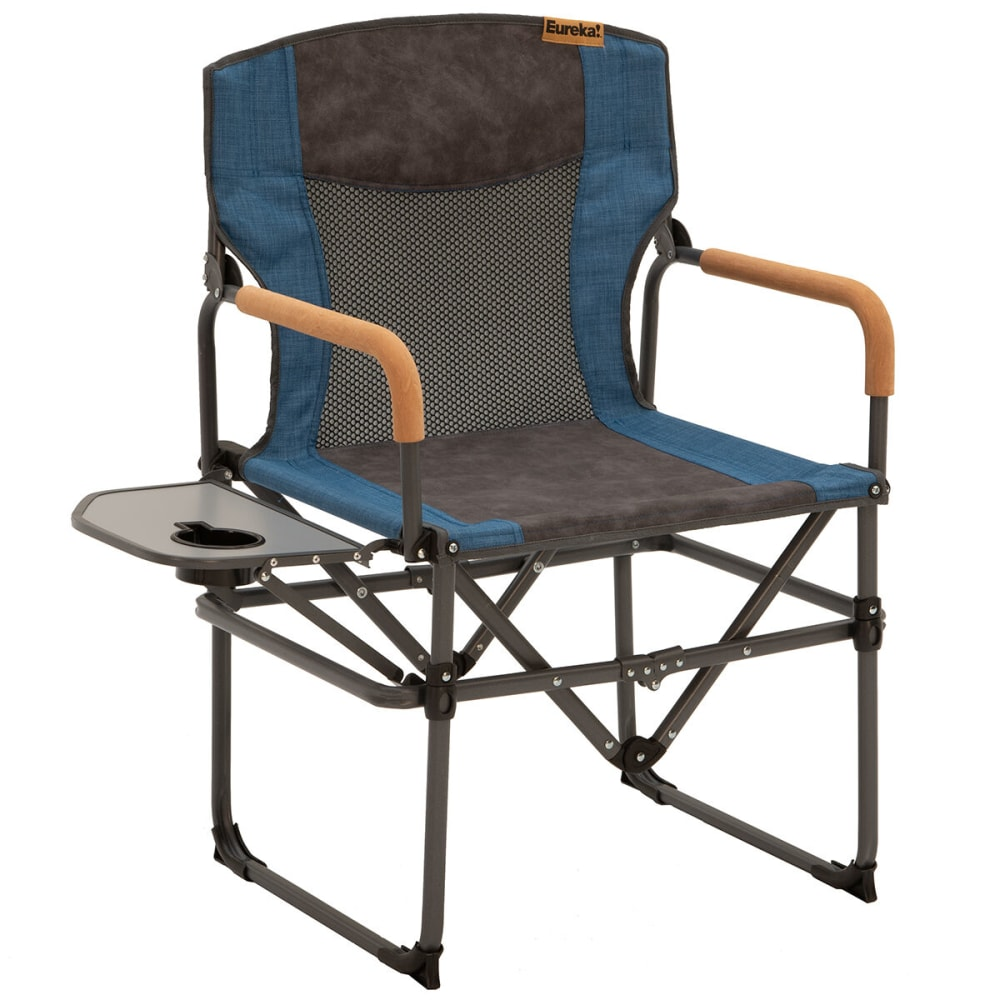 EUREKA Director's Chair with Side Table - NO COLOR