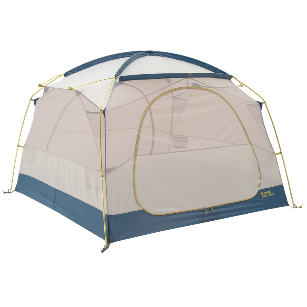 EUREKA Space Camp 6 Person Tent - GREY/BLUE