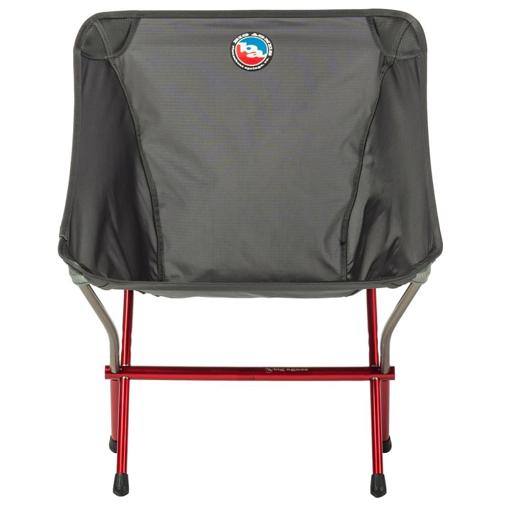 BIG AGNES Mica Basin Camp Chair - A19-ASPHALT