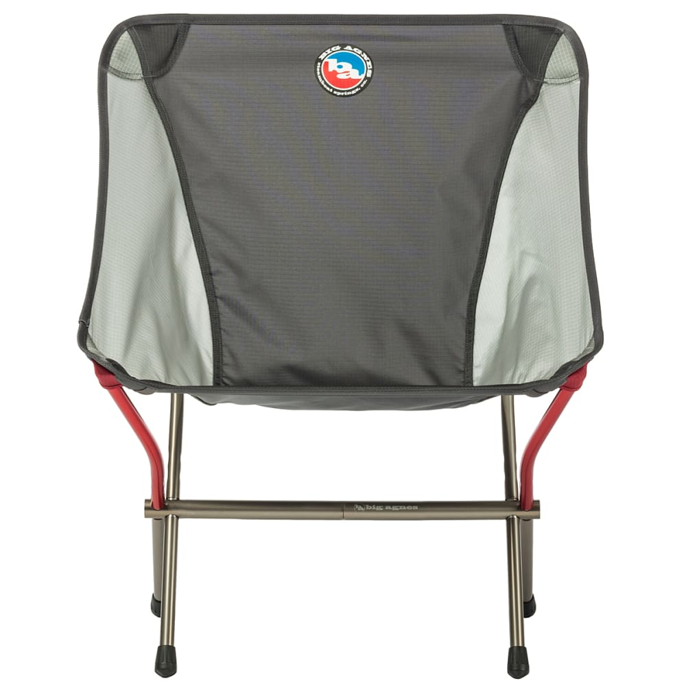BIG AGNES Mica Basin Camp Chair - AG19-GREY/BLACK