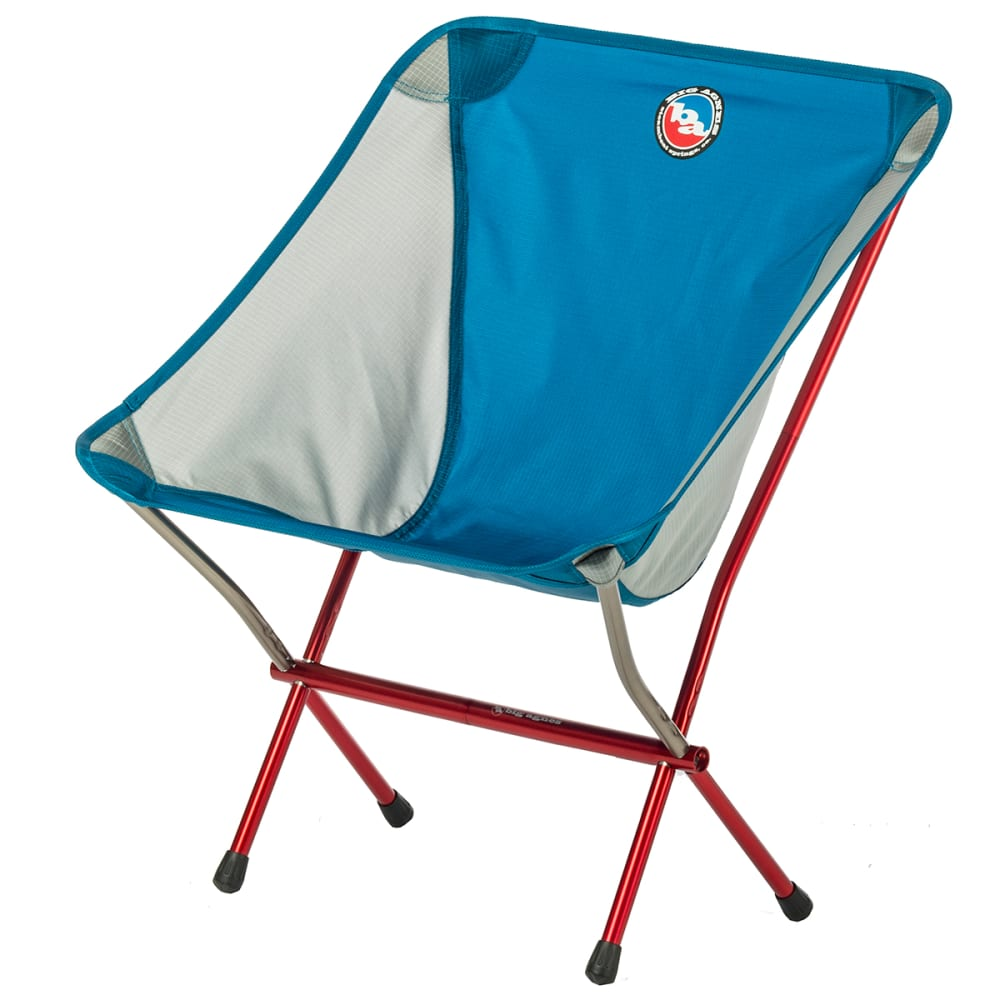 BIG AGNES Mica Basin Camp Chair - BG19-BLUE/GREY