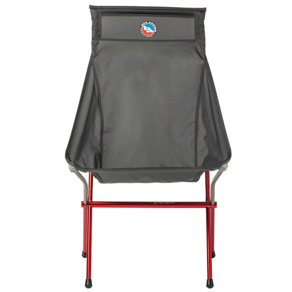 BIG AGNES Big Six Camp Chair - A19-ASPHALT