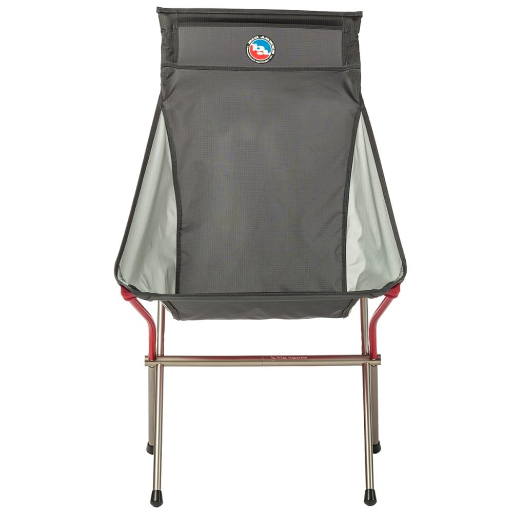 BIG AGNES Big Six Camp Chair - AG19-GREY/BLACK